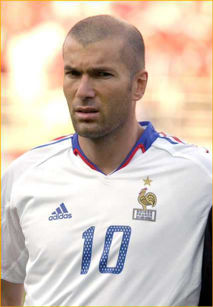 Zidane - Picture Colection