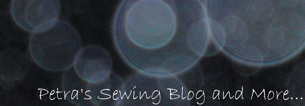 Petra's Sewing Blog