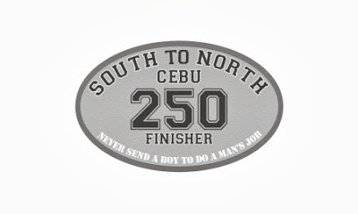 South to North 250 Marathon Cebu Philippines
