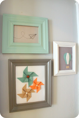 crafts home decor: wall art, light & airy