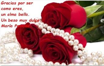 ...De *María Perlada* ♥