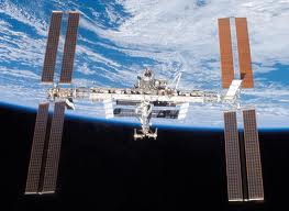 Live ISS Stream
