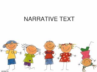 Contoh Narrative Text Terbaru Lengkap 2015