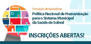 Formação de Apoiadores da Política Nacional de Humanização (PNH)
