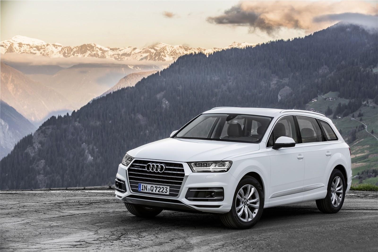 Το νέο Audi Q7