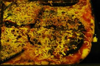 Immagine pizza alla norma, ricetta siciliana
