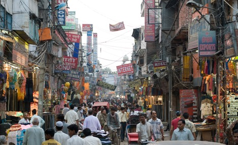 Hotels In Paharganj New Delhi