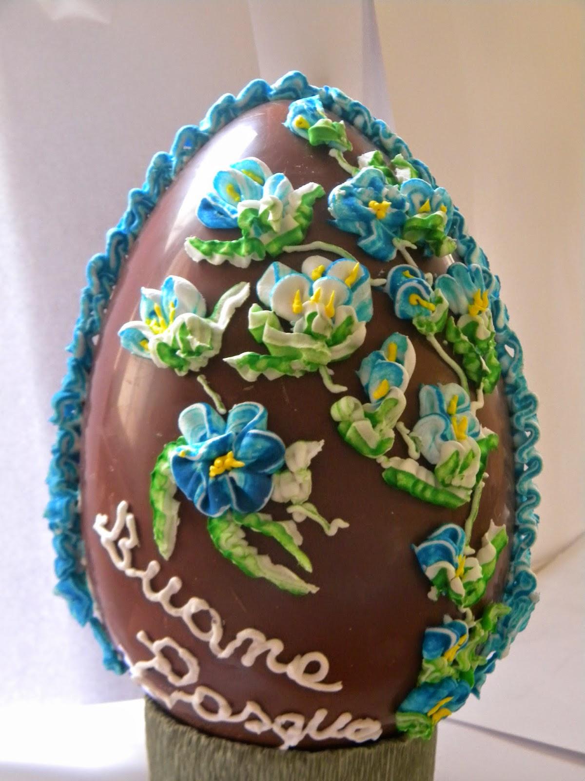 uova di pasqua decorati