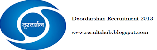 Doordarshan Prasar bharti Recruitment