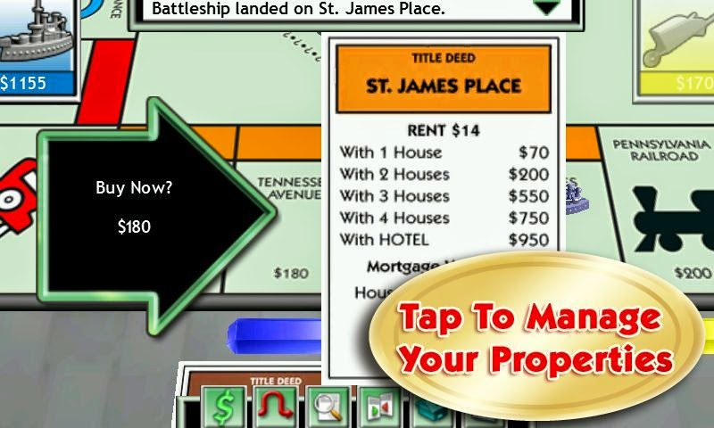 monopoly game free download full version for android