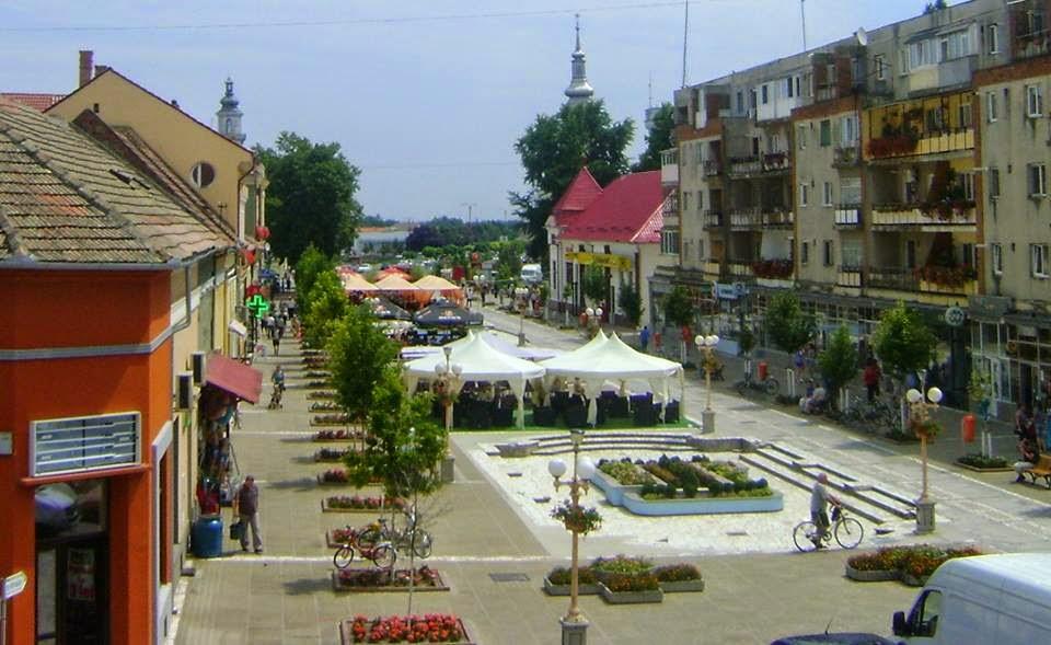 Sannicolau Mare  orasul natal