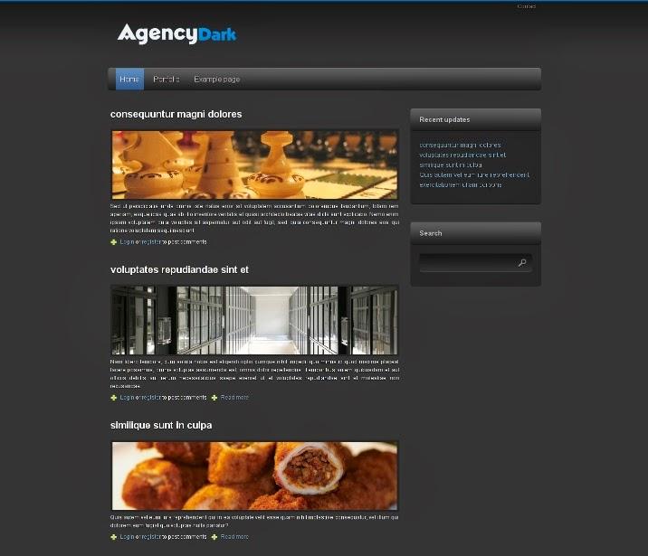 Agency Dark