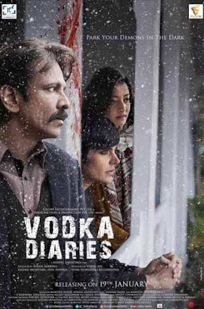 Poster Of Hindi Movie Vodka Diaries 2018 Full HD Movie Free Download 720P Watch Online
