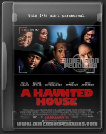 A Haunted House (BRRip HD Inglés Subtitulada) (2013)