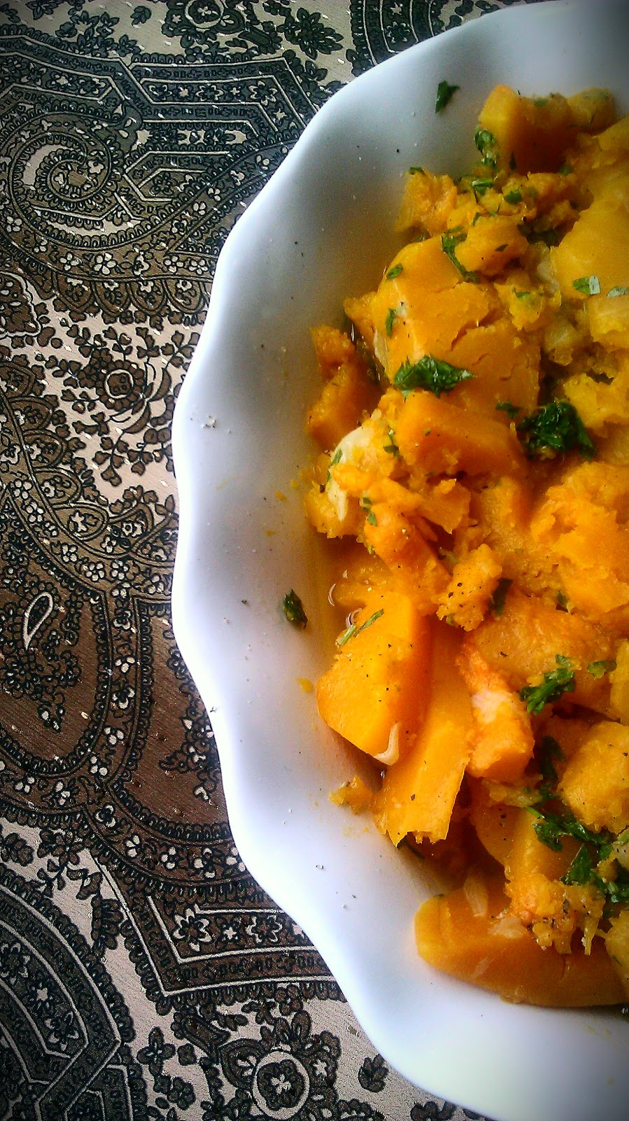 how to tell if cooked butternut squash