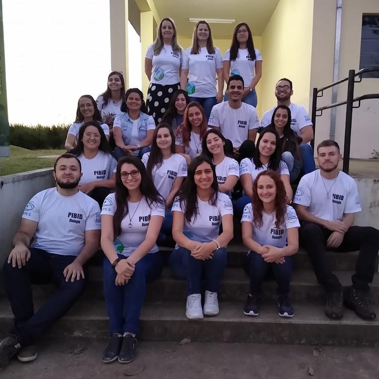 Equipe  - PIBID Biologia