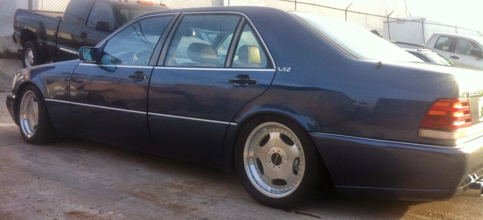 Mercedes benz w140 600sel lorinser benztuning for Mercedes benz lorinser