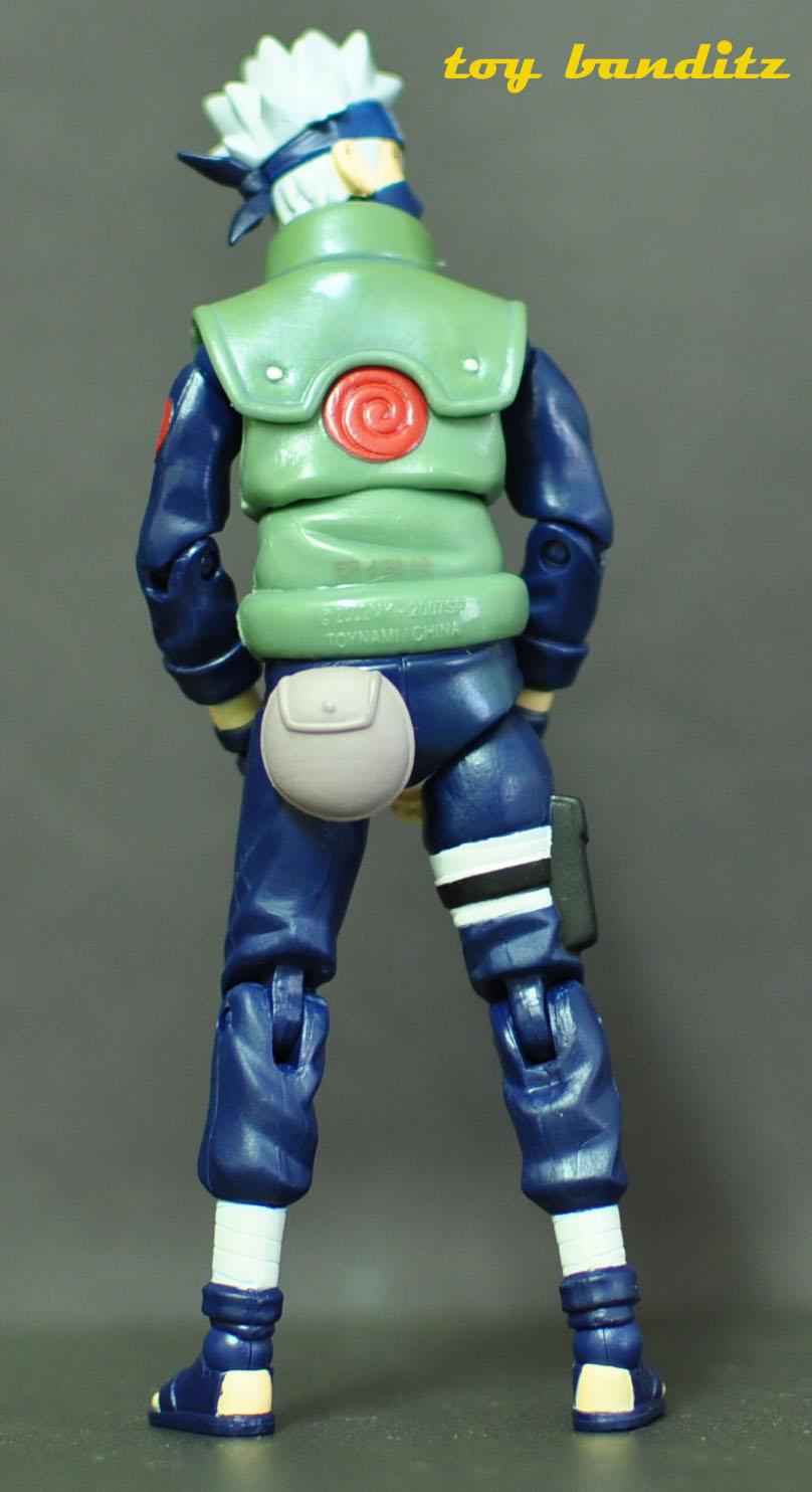 Toy Banditz  Kakashi By Toynami