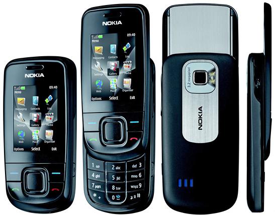 Nokia 3600 slide Price in Pakistan