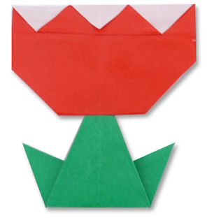 Tulips2 easy origami instructions for kids simple origami flowers make origami lily origami tulips origami tulip tulip origami make origami flower origami tulip stem origami tulip flower easy origami mightylinksfo