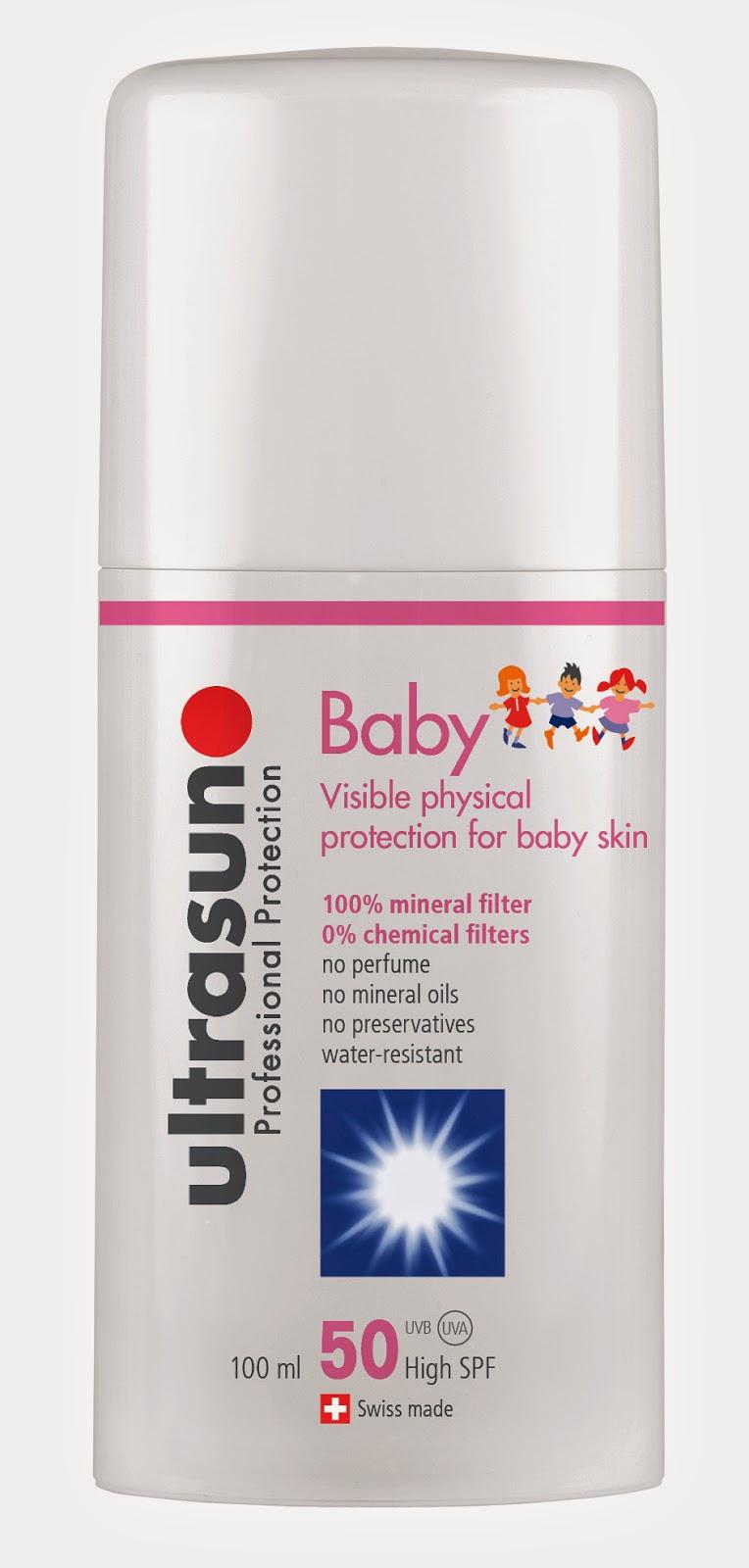 Gewinnspiel: Sonnenmilch fürs Baby Runzelfüßchen