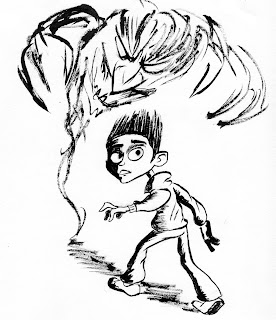 ParaNorman coloring pages for kids
