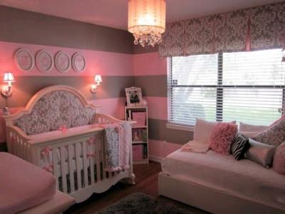 mira como puedes decorar la habitacin de tu beb nia with como decorar una habitacion de nia with habitacion infantil nia