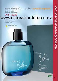 perfumes hombre natura
