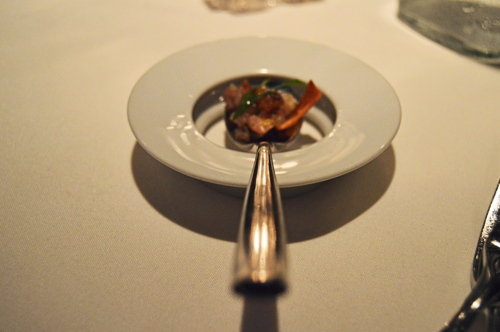 Amuse-Bouche at PM Prime