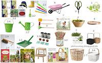 Praktische Gartenhelfer für Kinder (klick)