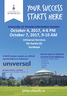 Your SUCCESS starts with University of Toronto