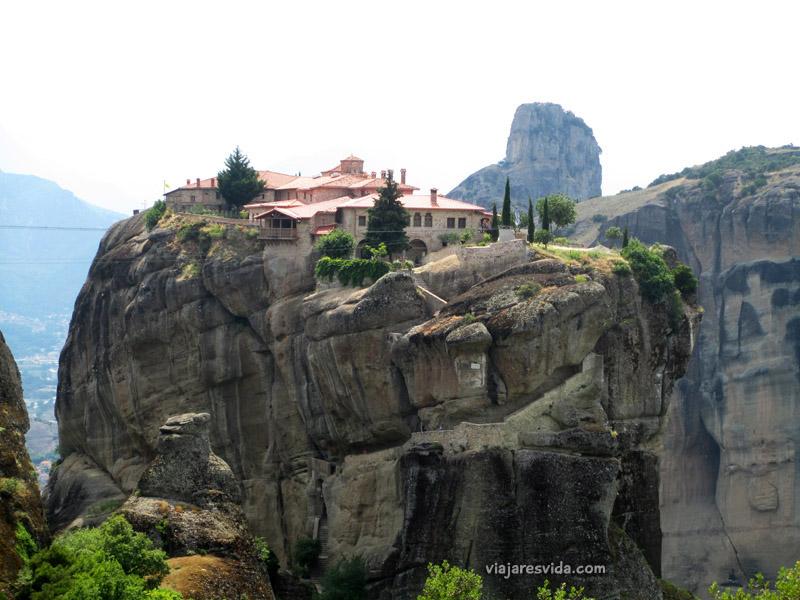 Viajaresvida - Monasterio Agia Triada