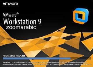 برنامج الأنظمة الوهمية VMware Workstation 9