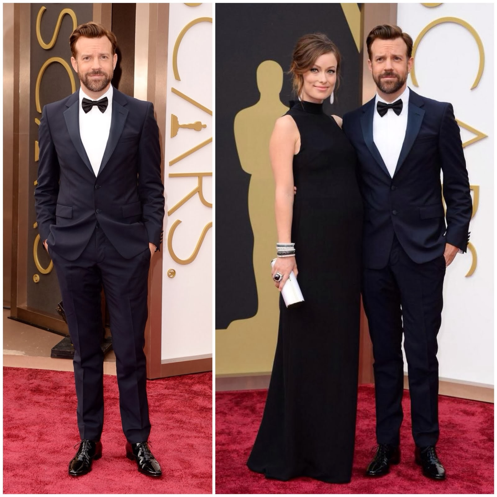 Jason Sudeikis in Prada - 86th Annual Academy Awards