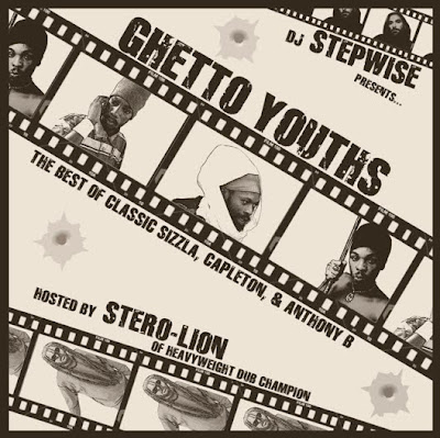DJ STEPWISE - Ghetto Youths