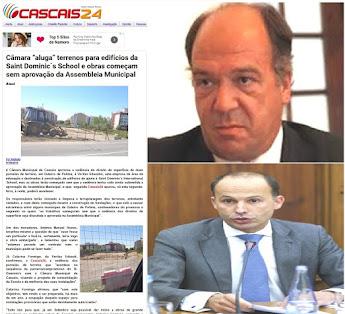 """Carreiras não explica obras ilegais e acusa """"cascais24"""" de """"sensacionalista"""""""