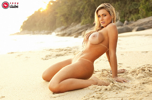 Yummy Andressa Urach nude photoshoot indianudesi.com