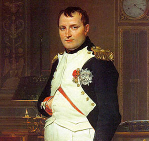 a biography of napoleon Napoleon bonaparte was born the 15th of august, 1769 on corsica, just three months after the island had been defeated by the.