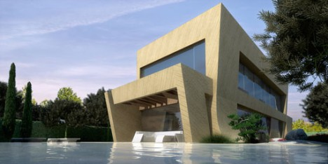 FLAV+InfoArquitectura: 9 Viviendas Unifamiliares en ...