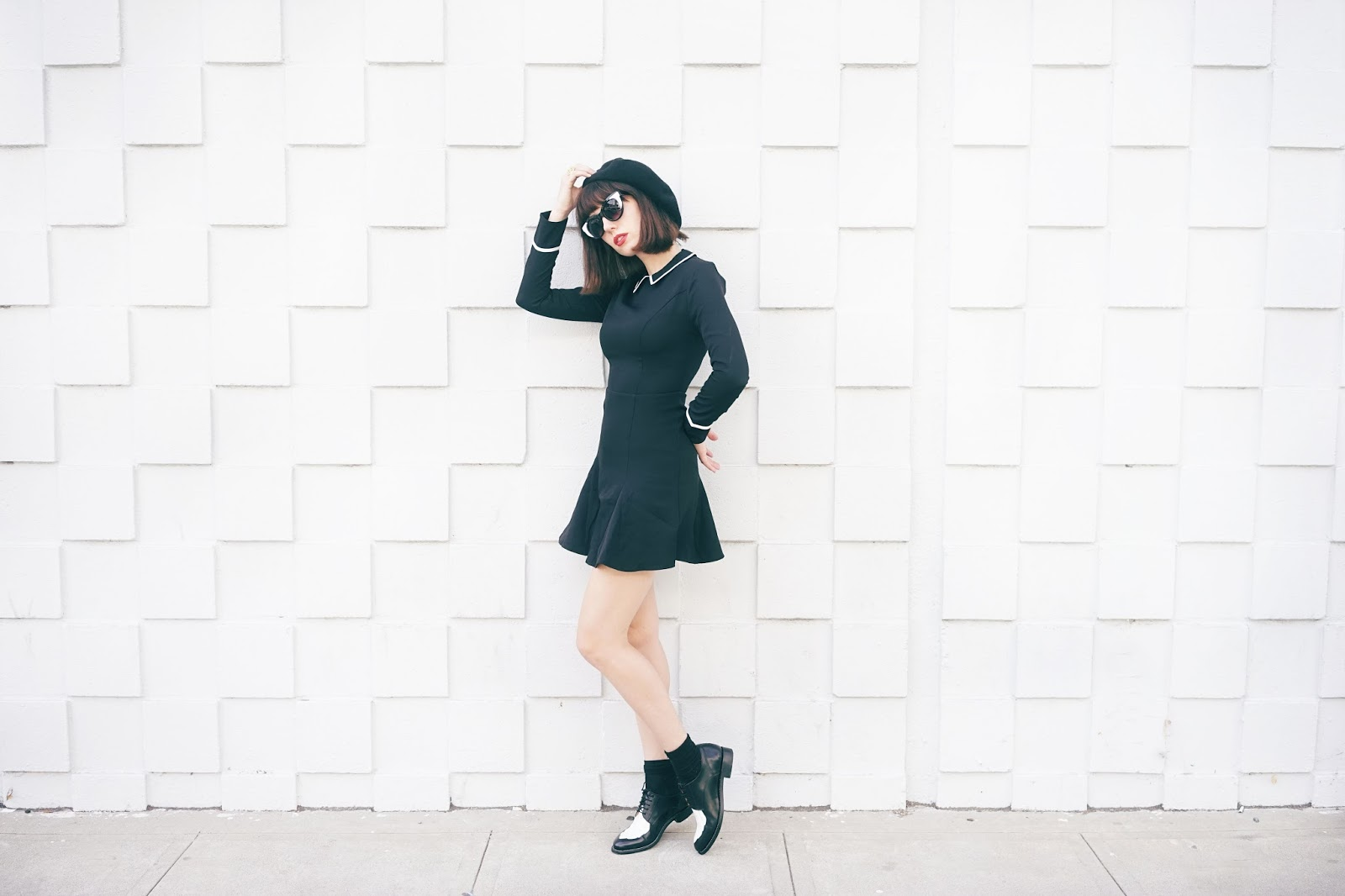 Little Black Dress //