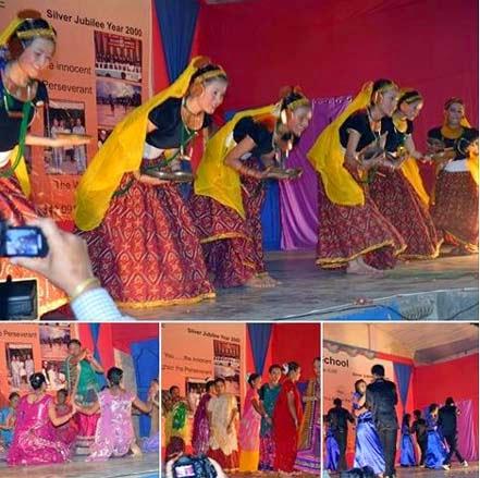 Orange Lake School Mirik celebrates annual concert 2014