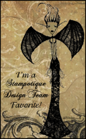 Stampotique Design Team Favourite