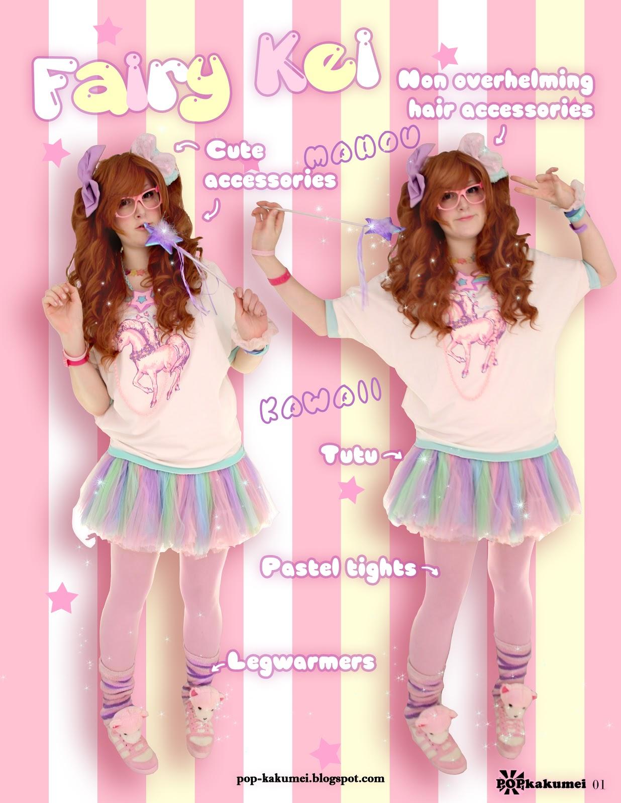 POPkakumei: ~*~ Fairy Kei
