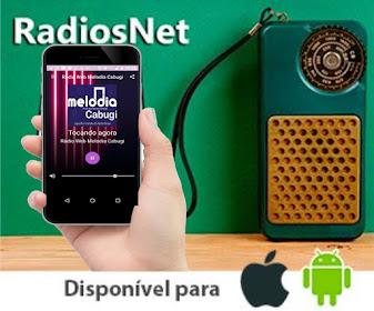 .OUÇA A RADIO MELODIA CABUGI AQUI !!