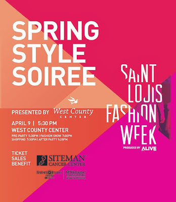 spring style soiree