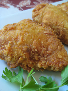 Like Foods Crunchy? Chicken Fried Flour Solutions