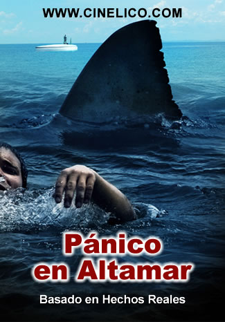 Póster de Pánico en Altamar