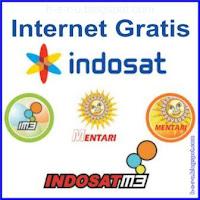 Internet Gratis Indosat Januari 2013