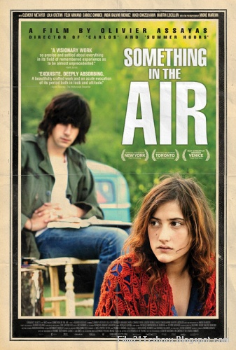 Something In The Air 2013 Bioskop