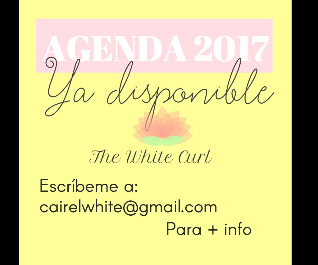 ¡Agenda 2017!